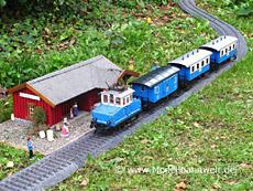 Startbild der Fotoserie zur Märklin Maxi Lok 54201