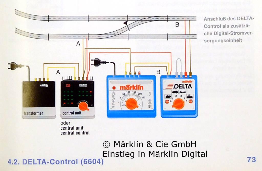 Modellbahnwelt.de - Tipps und Tricks > Mehr Leistung für das Märklin ...